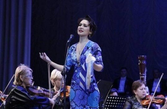 Знаменитая оперная певица Мария Мудряк попала в аварию