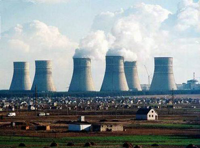 Ukrainian NPP's power unit stopped due to disorders
