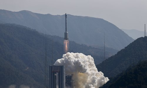 China added two more BeiDou-3 satellites for global navigation coverage system