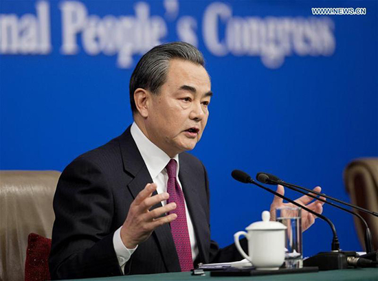 Chinese Foreign Minister to visit Africa as his first trip this year